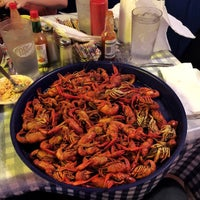 Photo taken at Dudley's Cajun Cafe by Joel H. on 4/15/2015