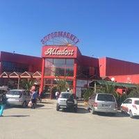 Photo taken at Mladost by Maksym M. on 9/30/2014