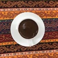Photo taken at Bellihan Cafe by Maksym M. on 10/14/2017