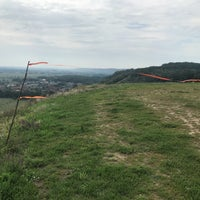 Снимок сделан в Гора Для Полётов На Парапланах пользователем Maksym M. 7/30/2018