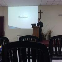 Foto tomada en Instituto Bíblico Asunción por Romina N. el 10/25/2016