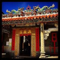 Photo taken at Pak Tai Temple Playground 北帝廟遊樂場 by Roberto G. on 6/28/2015