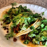 Photo taken at Lilly's Taqueria by Peter C. on 9/26/2012