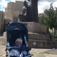 "Photo taken at Универзитет ""Св. Кирил и Методиј"" by Raif 👑👣 on 6/14/2016"