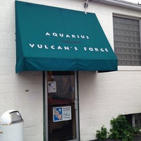 Photo taken at Vulcan's Forge by Denise W. on 7/21/2013