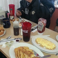 Photo taken at Ted's Luncheonette by Matt D. on 1/4/2014