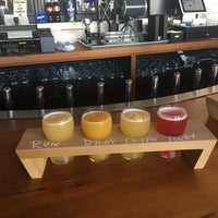 Photo taken at Kings County Brewers Collective by India K. on 8/5/2018