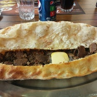Photo taken at Zigana Pide by bedrettin D. on 6/12/2014
