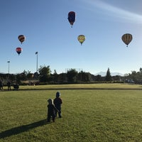 Photo taken at Kaiser Park by Marie on 6/10/2017