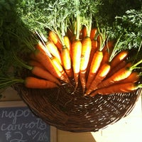 Photo taken at Healdsburg Farmers' Market by Marie on 11/3/2012