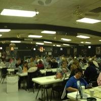 Photo taken at Cave Run Bingo Hall by Bill R. on 10/20/2012