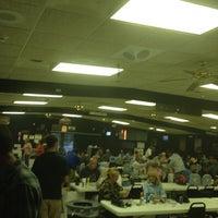 Photo taken at Cave Run Bingo Hall by Bill R. on 10/6/2012
