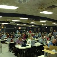 Photo taken at Cave Run Bingo Hall by Bill R. on 11/3/2012
