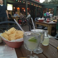 Photo taken at Lupe Tortilla - West University/Downtown by Alison on 1/25/2013
