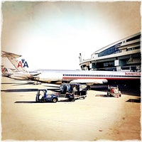 Photo taken at Gate C10 by Hardy B. on 3/19/2014