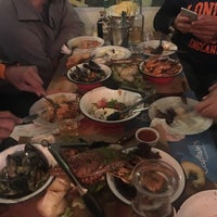 Photo taken at Captain's - Food for Sharing by Önder A. on 11/1/2017