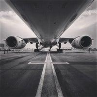 Foto tirada no(a) Aeroporto Internacional de São Paulo / Guarulhos (GRU) por Eduardo U. em 5/16/2014