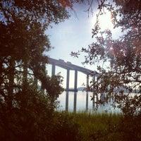 Photo taken at Daniel Island by Morgan S. on 10/10/2012