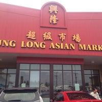 Photo taken at Hung Long Sieu Thi White Center Supermarket by ǝʌǝʇS W. on 9/29/2013