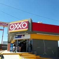 Photo taken at Oxxo El Triunfo by Mauro G. on 4/1/2016
