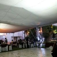 Photo taken at Hotel Posada María Sofía by Mauro G. on 3/27/2016