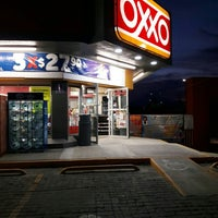 Photo taken at Oxxo El Triunfo by Mauro G. on 4/4/2016