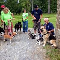 Photo taken at Stoney Creek Dog Park by Denise K. on 8/9/2014