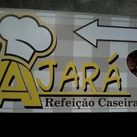 Photo taken at Ajará-Refeição Caseira by Érica V. on 2/5/2014