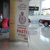 Photo taken at Auto 2000 Puri Kembangan by Andries M. on 7/26/2014