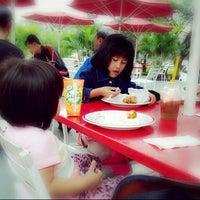 Photo taken at KFC by elisabeth r. on 6/26/2014