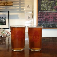 Photo taken at Montauk Brewing Company by Lyzeth S. on 8/29/2013