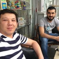 Photo taken at Çağrı Uluslararası Turistik Hediyelik Eşya by Diyor M. on 5/25/2016