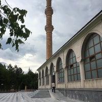Photo taken at Gediz Ulu Camii by Halil Ibrahim A. on 6/4/2017