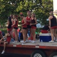 Photo taken at St. Jacob, IL by Rick T. on 7/19/2014