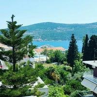Photo taken at Ino Village Hotel Samos by Selahattin T. on 7/4/2016