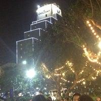 Photo taken at ชายหาดโรงแรมชลจันทร์ by Ploiwalin on 12/15/2012
