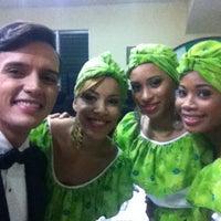 Photo taken at Auditorio Principal, Universidad BiCU by Eduardo B. on 7/5/2014