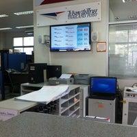 Photo taken at ที่ทำการไปรษณีย์จังหวัดเพชรบุรี by AsiA W. on 6/17/2013