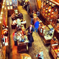 Photo taken at Nat Sherman Townhouse by Michael H. on 4/25/2013