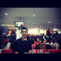 Photo taken at GBI Mega Bekasi by Rendy R. on 4/18/2014