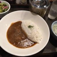 Photo taken at 炭焼牛たん東山 福岡天神店 by NOBUYASU M. on 6/18/2018