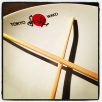 Photo taken at Tokyo Wako by Kristy 💜 M. on 12/29/2012