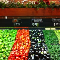Photo taken at Pete's Fresh Market by Sabrina S. on 12/2/2012