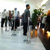 Photo taken at Bank Mandiri by mashitah on 10/18/2013