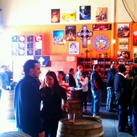 Photo taken at Port Brewing Co / The Lost Abbey by Jeff N. on 1/13/2013