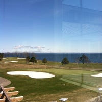 Photo taken at Samoset Resort by Jeff N. on 4/15/2013