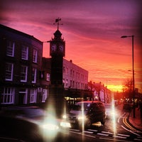 Photo taken at South Norwood Clock Tower by Trojan G. on 1/3/2013