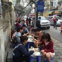 Photo taken at Bún Chả Tuyết by KT M. on 3/21/2016