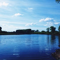 Photo taken at озеро Святе /  Holy lake by Dasha K. on 5/10/2015
