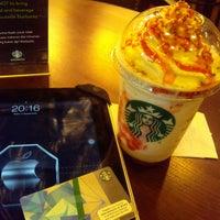 Photo taken at Starbucks by Abee S. on 9/7/2014